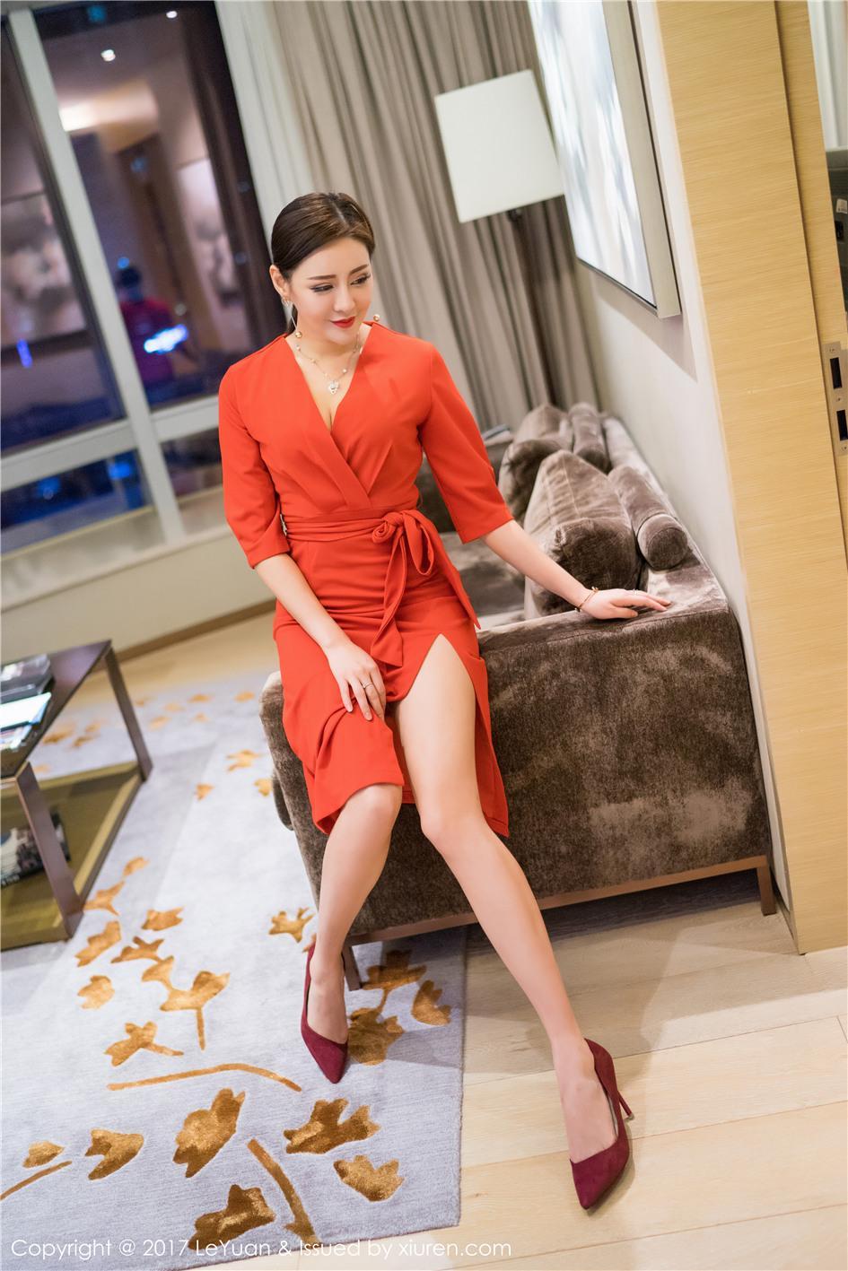【星乐园】【美希子】 气质美女美希子高级酒店美腿高跟诱惑 VOL.031【25P】 X丝玉足
