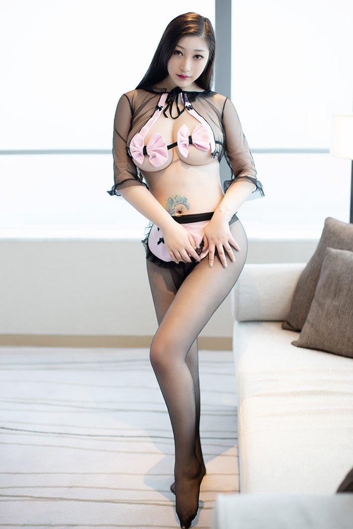 【写真集】【妲己】人气豪乳女郎妲己丰满娇体奶香四溢沁人【44P】 制服