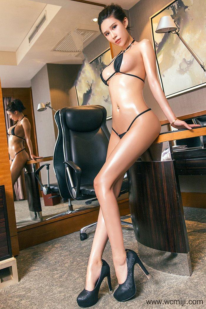 【美女】【米璐】人体艺术美女米璐滑嫩肌肤撩人不轨之心【36P】 性感内衣