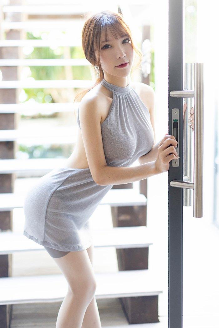 【高清写真】【周于希】邻家辣妹周于希寂寞难耐渴求被爱【36P】 制服