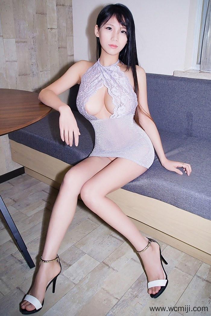 【写真集】【李可可】长腿美女李可可开胸露奶半透装无内撅臀后入诱惑【42P】 写真集