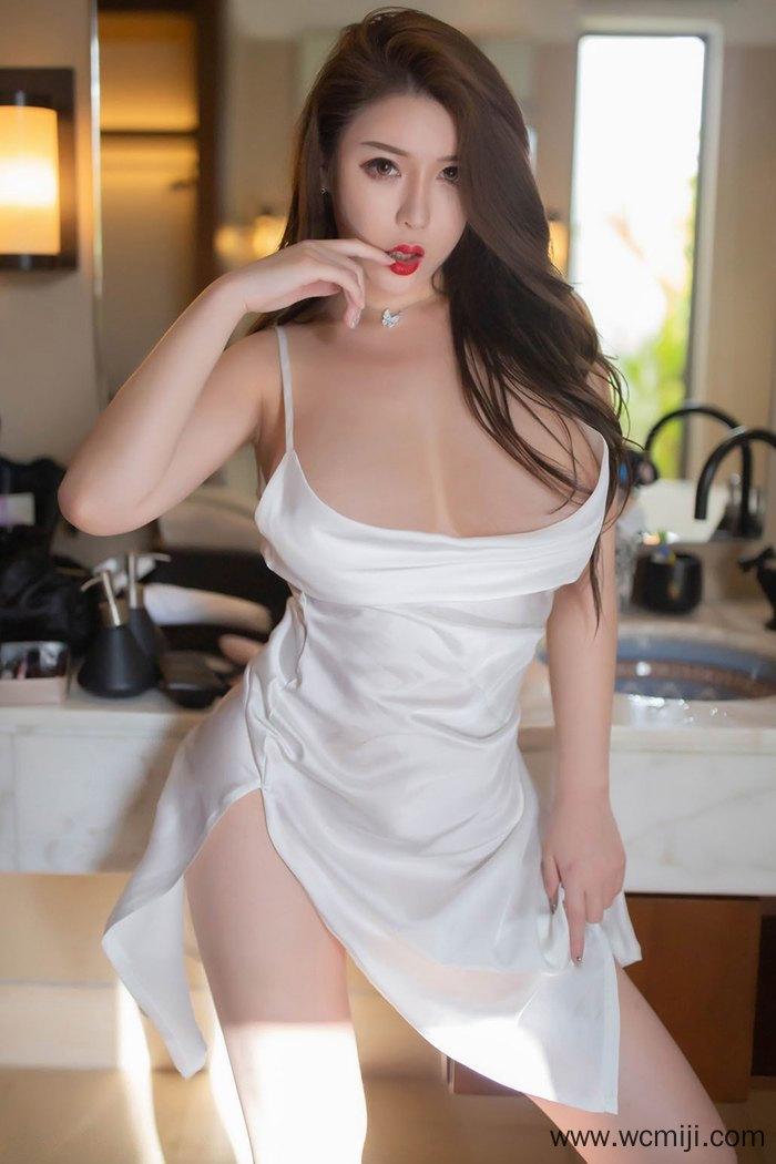 【写真集】【尤妮丝】迷人人妻尤妮丝旅店白纱入浴丰润嫩白让众人眼睛犯罪【50P】 写真集