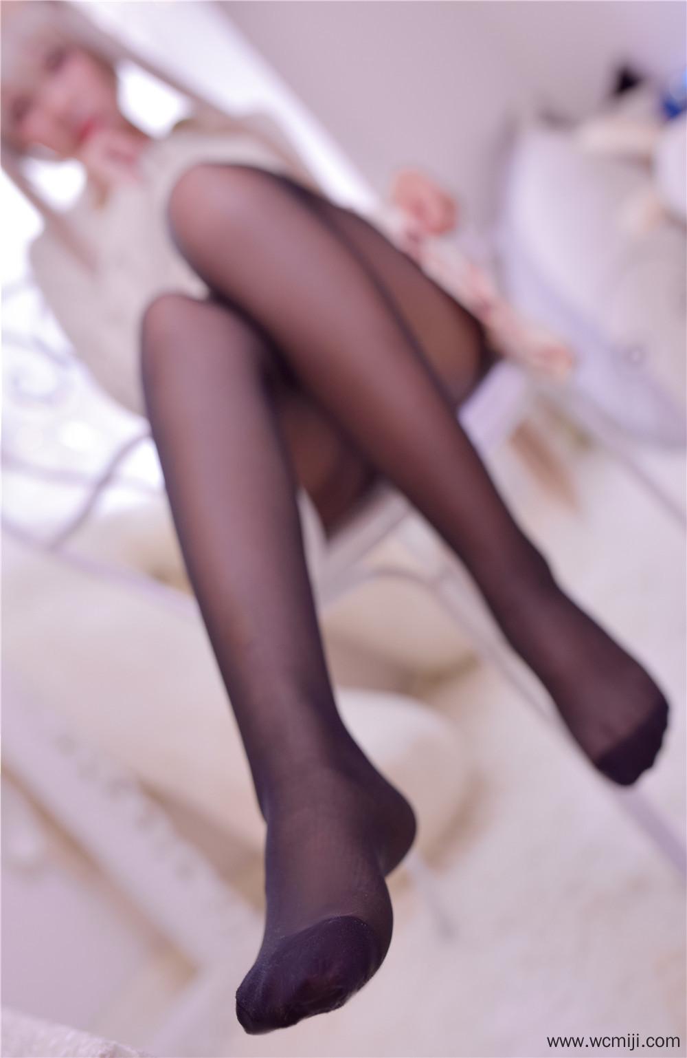 【私拍】【穹妹】甜美可爱穹妹校服黑丝COS私房照【46P】 COS