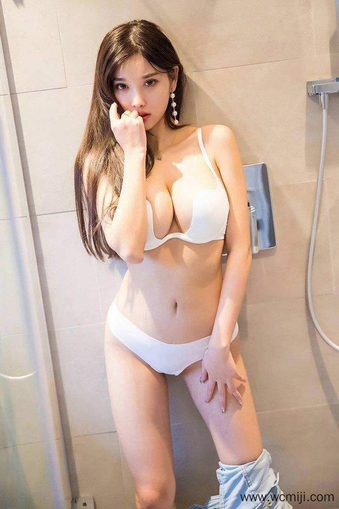 【性感美女】【杨晨晨】爆乳美女杨晨晨优雅长发美味胴体格外诱人【41P】 性感内衣
